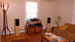 リスニングルームの音響測定,ご要望に沿った室内音響最適化ソリューションの提供