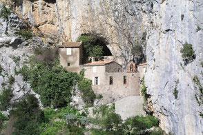 Ermitage St. Antoine de Galamus