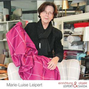 Marie-Luise Leipert Inneneinrichtung Raumausstattung Timmendorfer Strand