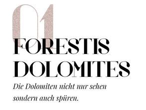 12 spektakuläre Hotel-Badewannen in den Alpen: #1 Forestis Dolomites, Die Dolomiten nicht nur sehen sondern auch spüren. #mountainhideaways