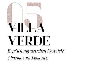 12 spektakuläre Hotel-Badewannen in den Alpen: #5 Aparthotel Villa Verde - Erfrischung zwischen Nostalgie, Charme und Moderne. #mountainhideaways