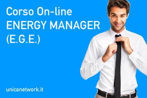 Corso On-line da 15 CFP per Architetti: Energy Manager