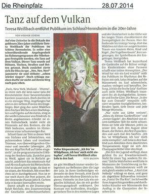 »In der Bar zum CROCODIL« - Presseartikel
