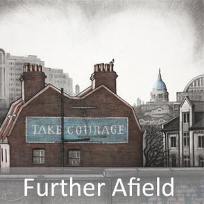 london further afield art