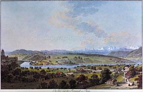 Nr.2024;  Bern-Aare- Alpen