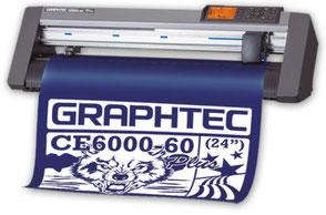 Schneideplotter, Graphtec CE6000-60 Desktop