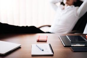 Business Coaching Stress