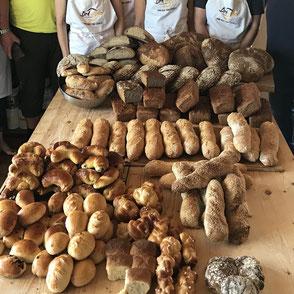 Intensiv-Brotbackkurse mit Helga Graef