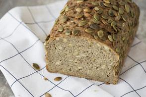 Küster Kürbiskerne Kürbiskernbrot Kürbiskern-Brot 750g