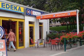 Bäckerei Küster Göttingen Filiale Fachgeschäft Nikolausberg Resedaweg Edeka Schlote