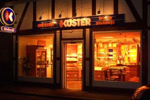 Bäckerei Küster Göttingen Filiale Fachgeschäft Grone Heinrich-Warnecke-Straße Kaffee Steh-Café Stehcafé