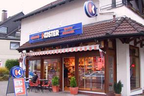 Bäckerei Küster Göttingen Filiale Fachgeschäft Geismar Geismarlandstraße Geismarlandstr. Gothaer Mittagssnack Mittagstisch Mittag Steh-Café Stehcafé