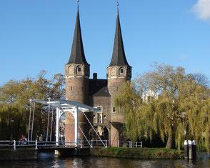 Delft's Oostpoort