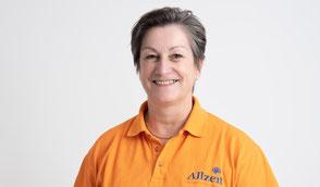 Sabine Thielker Allzeit Pflegedienst Naake Eberstadt