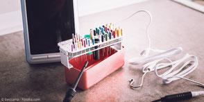 Moderne Ausstattung für die Wurzelbehandlung