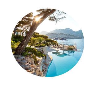 Demande en mariage sur la côte d'azur, week-end romantique de luxe