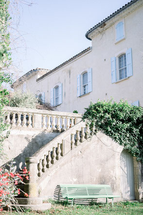 Castle Wedding in south of France