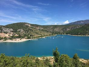 Lac de Saints-Croix