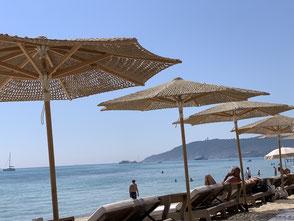 Strand bei Pampelonne
