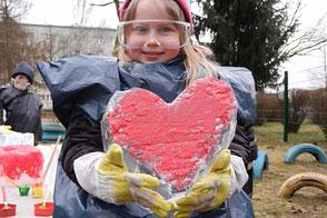 party-eis.com: Eismeißeln für Kita und Schulen