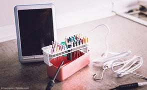 Gerät zur elektronischen Wurzelkanal-Längenmessung