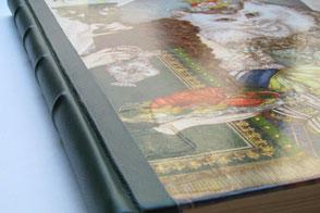 Restauro di libri privato