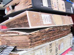 Cataloghi stoffe restaurati per Etro da Conti Borbone