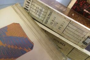 Riparazione e restauro cataloghi