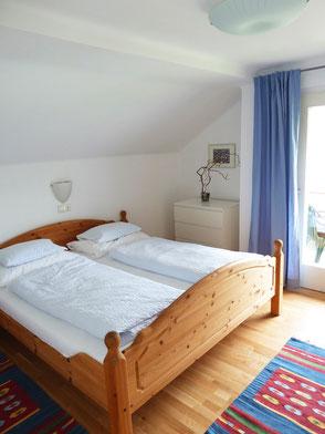 Schlafzimmer 2, Ferienwohnung 2