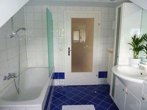 Badezimmer, Ferienwohnung 2