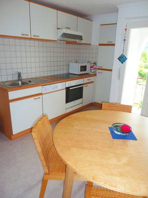 Küche, Ferienwohnung 2