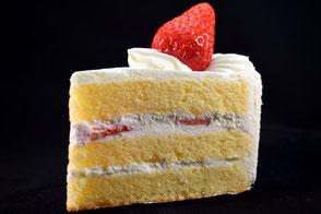 ケーキの店のぐちの「苺ショート」