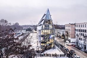 Fondazione Giangiacomo Feltrinelli - urban views