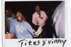 Ghetto clubbing