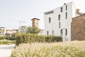 Giardino Palazzo Gorani