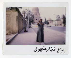 City of death - Cairo