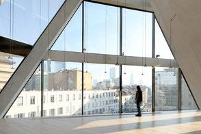 Fondazione Giangiacomo Feltrinelli - interiors