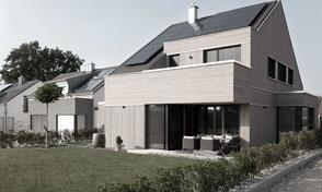 Wohnhaus S. Freiburg Schwarzwald storz.architektur Holzbau