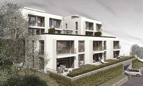 Wettbewerb Wohnbebauung Lahr Freiburg Schwarzwald storz.architektur Holzbau