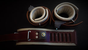 Leather Human Restraints