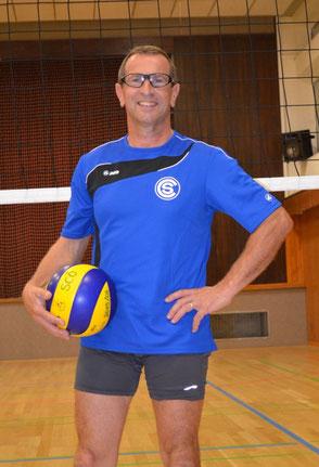 Trainer Fred Weber