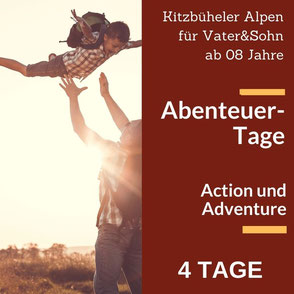 """Private Coaching Camp"" - exklusives privates Coaching für Vater und Sohn in Kitzbühel, Tirol"