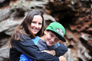 Mutterliebe zum Sohn stärken im Mutter Sohn Urlaub