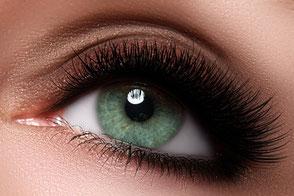 Schöne Wimpernprodukte wie Wimperntusche, Wimpernlashes, Mascara und Augen Make up zu top Preisen.