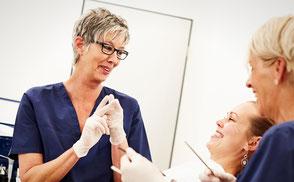Zahnarztpraxis Dres. Epping & Smerling Angstpatienten