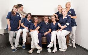 Zahnarztpraxis Dr. Epping & Kollegen Münster Implante, fester Zahnersatz, CMD, Angstpatienten, Materialverträglichkeit, Endodontie, Ästhetik