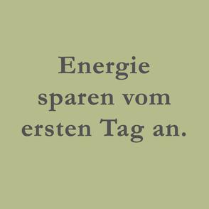 Energie sparen mit dem Passivhaus von Berg
