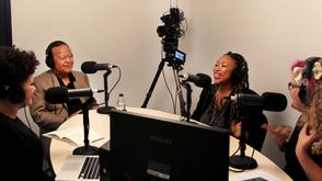 Radio-Interview in Südafrika