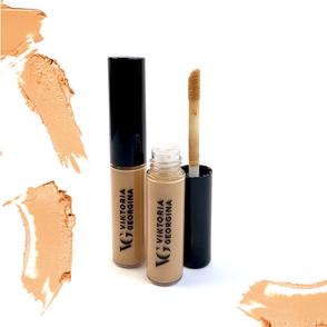 concealer, Schminkprodukte, makeup, viktoria georgina, cruelty free makeup, makeup produkt