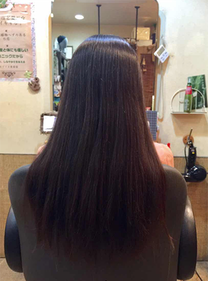 どんな髪の悩みにもお答えする西武線久米川の美容院